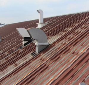 alcatel lucent roofing