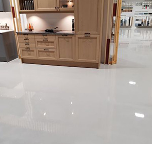 Magnet Showroom Flooring Robex Contracting Ltd