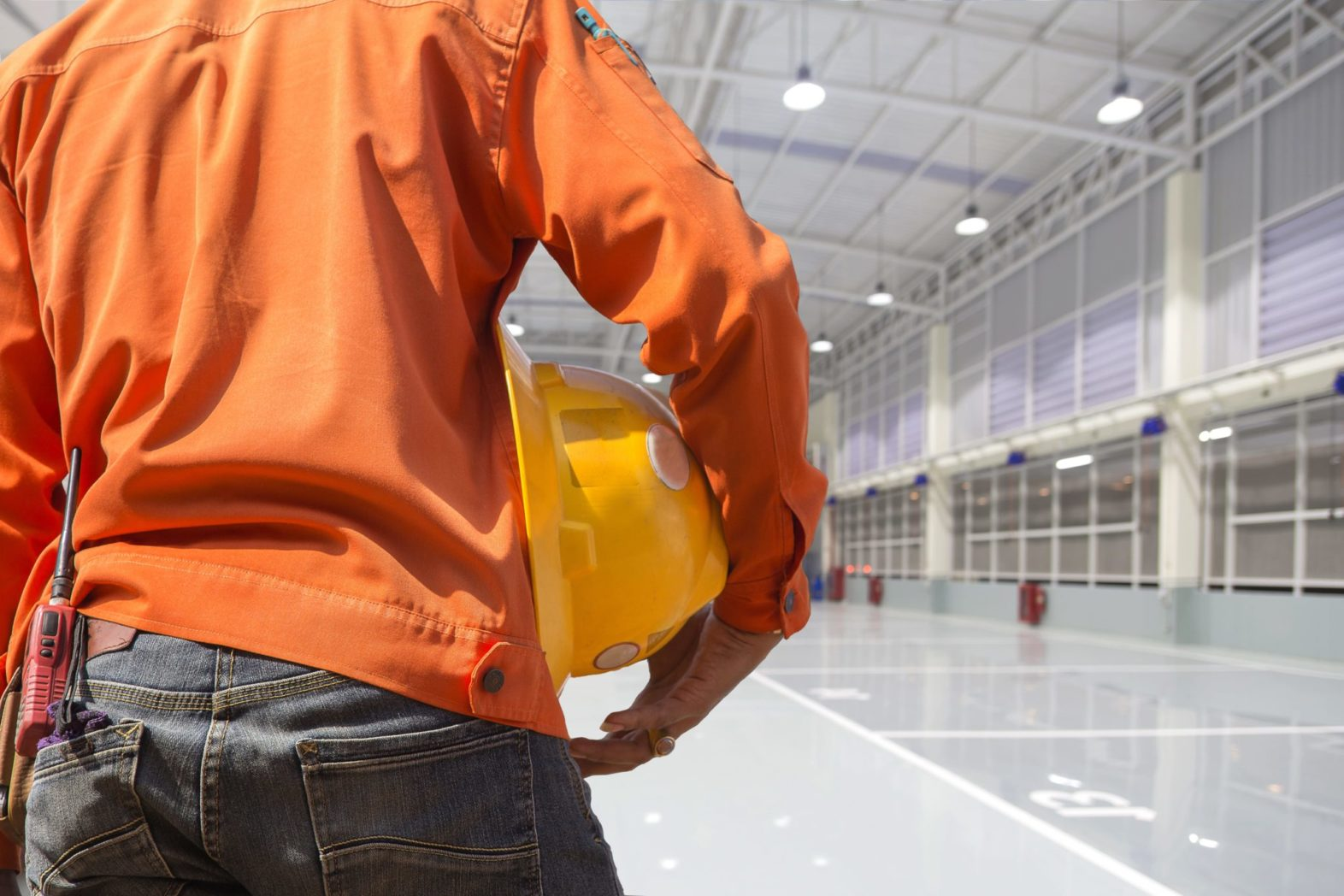 Where and when would you choose epoxy flooring